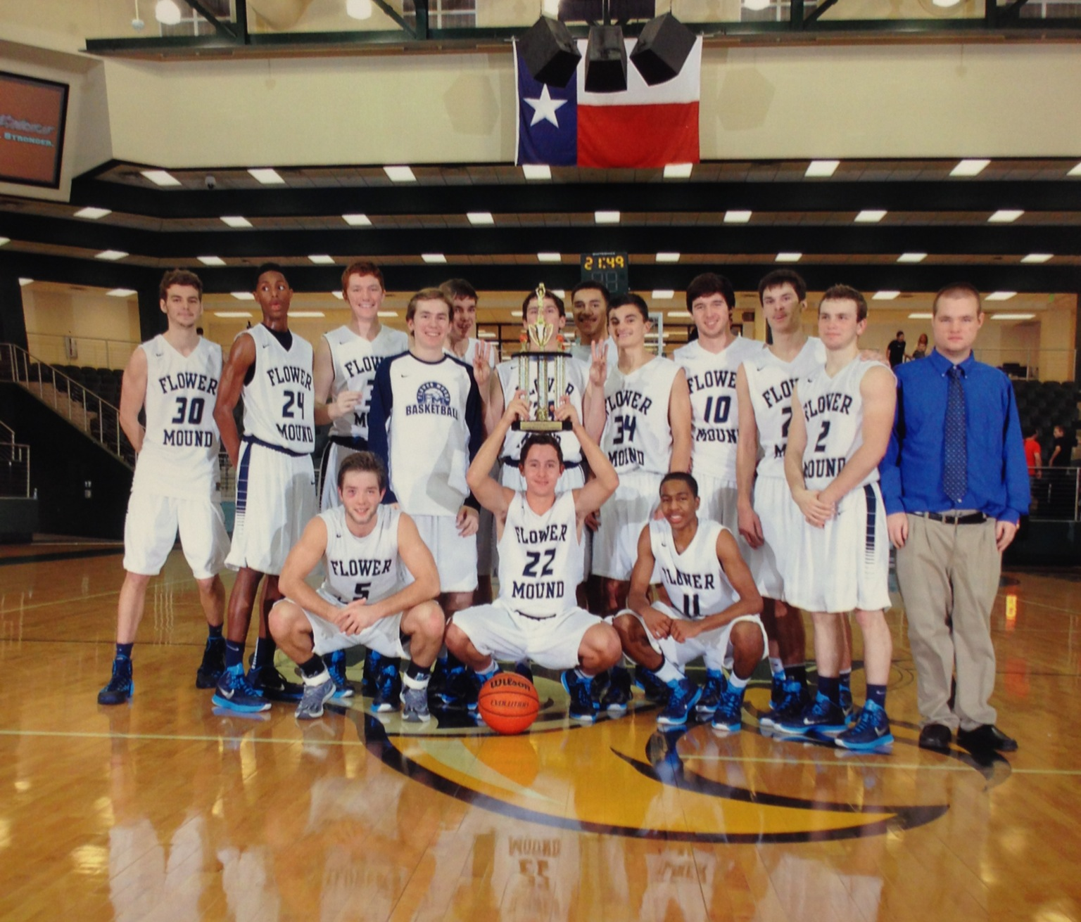 Flower Mound Basketball Home